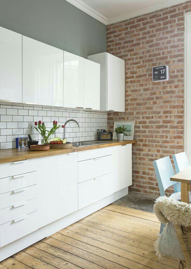 45 best Küche images on Pinterest Kitchen ideas, Kitchen modern - ideen für küchenspiegel