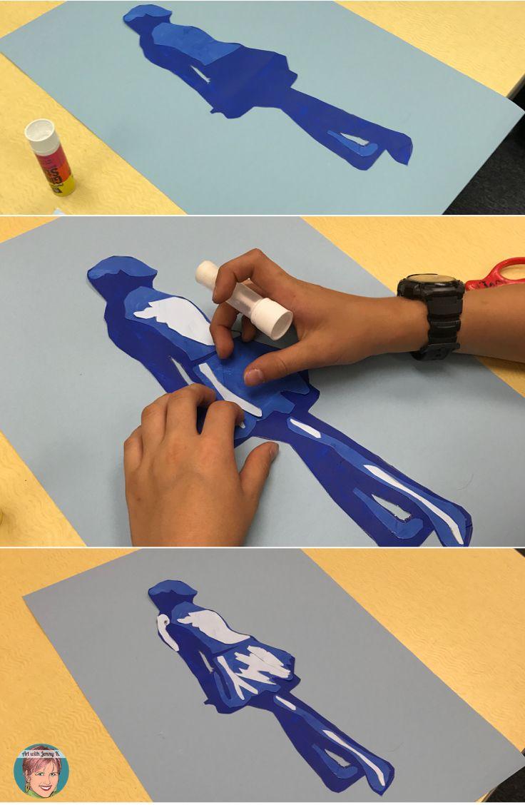 3 Easy And Fun Edgar Degas Art Projects Phone High School Art