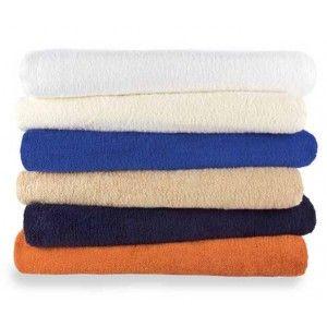 Extra großes Saunahandtuch. Weiche, gut trocknende Qualität. Ideal auch als Frottierdecke oder großes Badetuch.