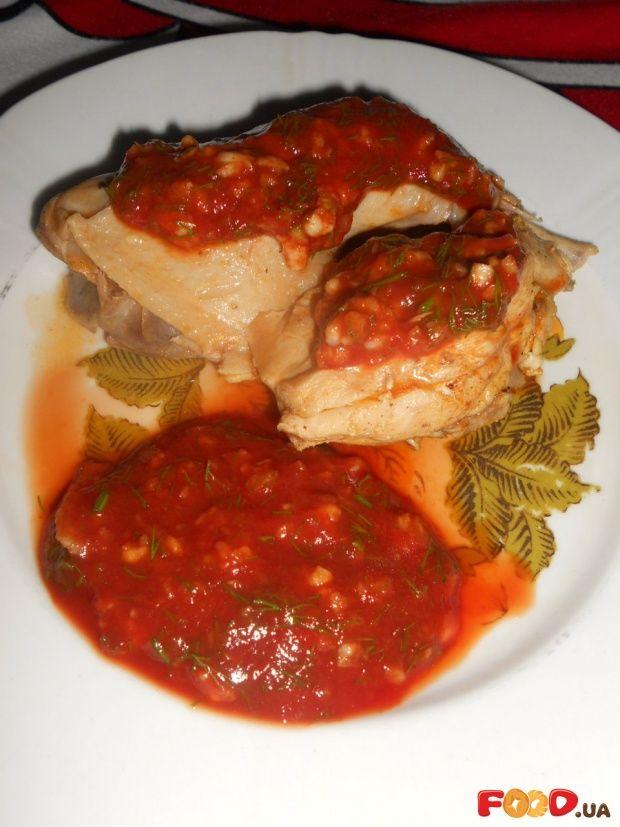 Кисло-сладкий соус для мяса