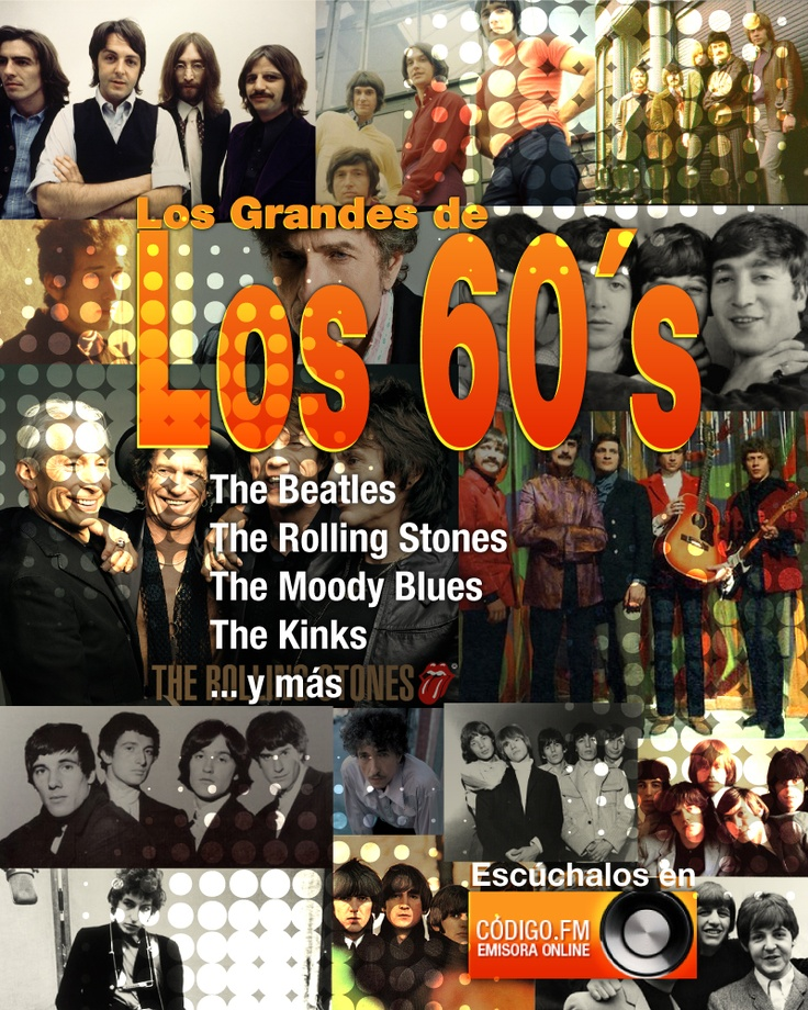 #TheBeatles, #TheRollingStones, #TheMoodyBlues