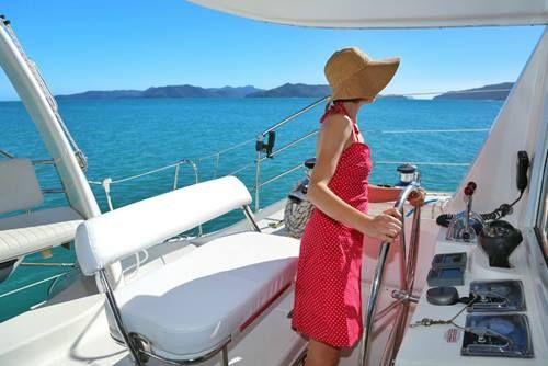 Bareboating in the Whitsundays