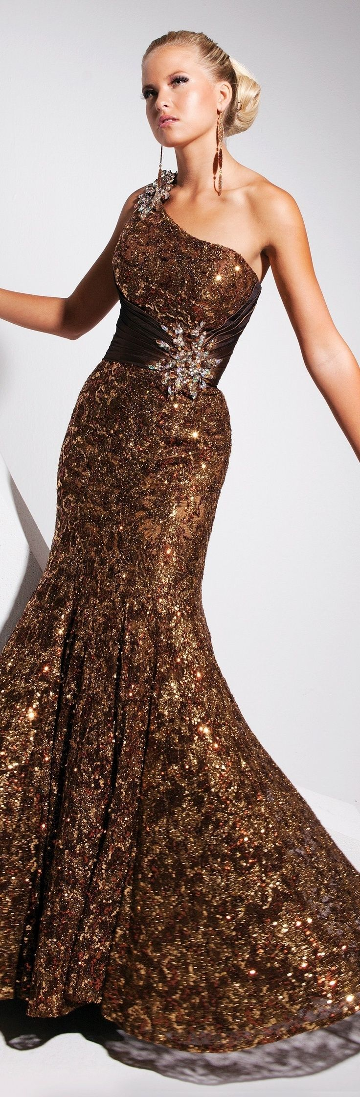 198 best gowns brown bronze images on pinterest clothes brown bronze dress ombrellifo Gallery