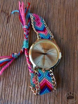 Reloj Threads & Chain $7.990.-