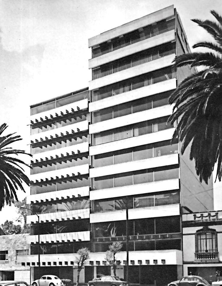 Edificio des oficinas av yucat n roma norte cuauht moc for Oficinas virtuales mexico df