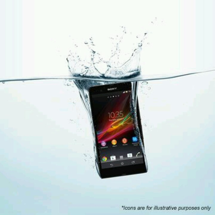 Xperia Z Sony xperia z3, Android smartphone, Waterproof