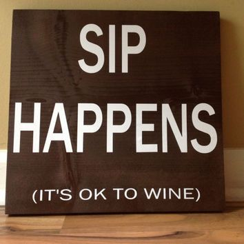 Wine Signs Decor Alluring 35 Best Wine Signs Images On Pinterest  Wine Signs Wine Bottles Review