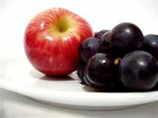 Η ΛΙΣΤΑ ΜΟΥ: Μύρτιλα, μήλα και σταφύλια προλαμβάνουν τον διαβήτ...