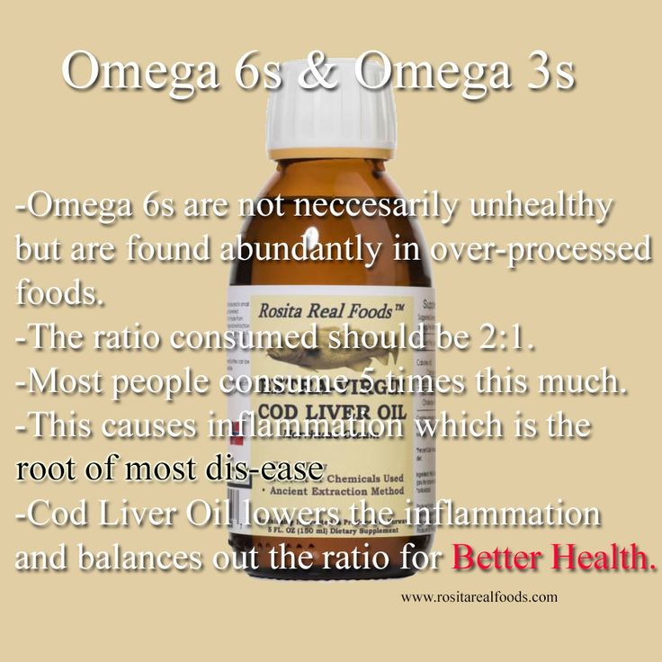 It is good to understand the healthy Omega 6 and Omega 3 diet.