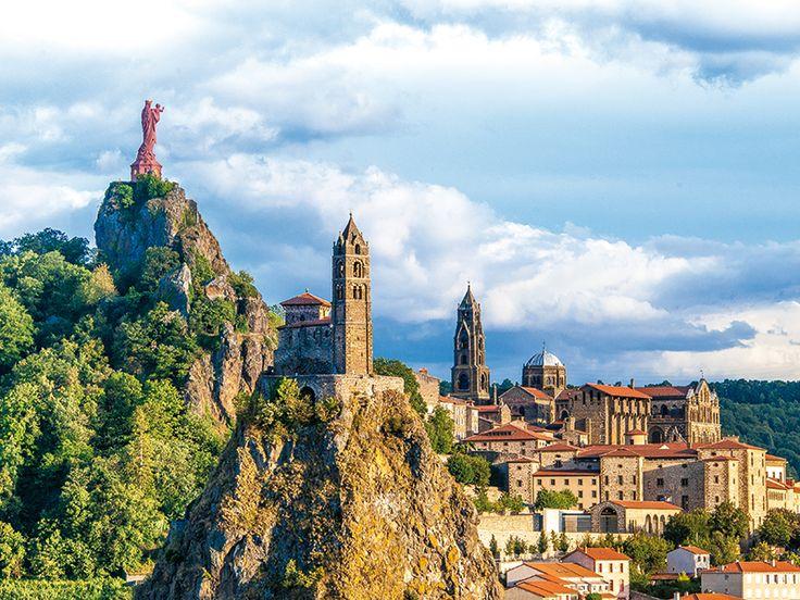 Visite du Puy-en-Velay - Auvergne Vacances (Haute Loire)