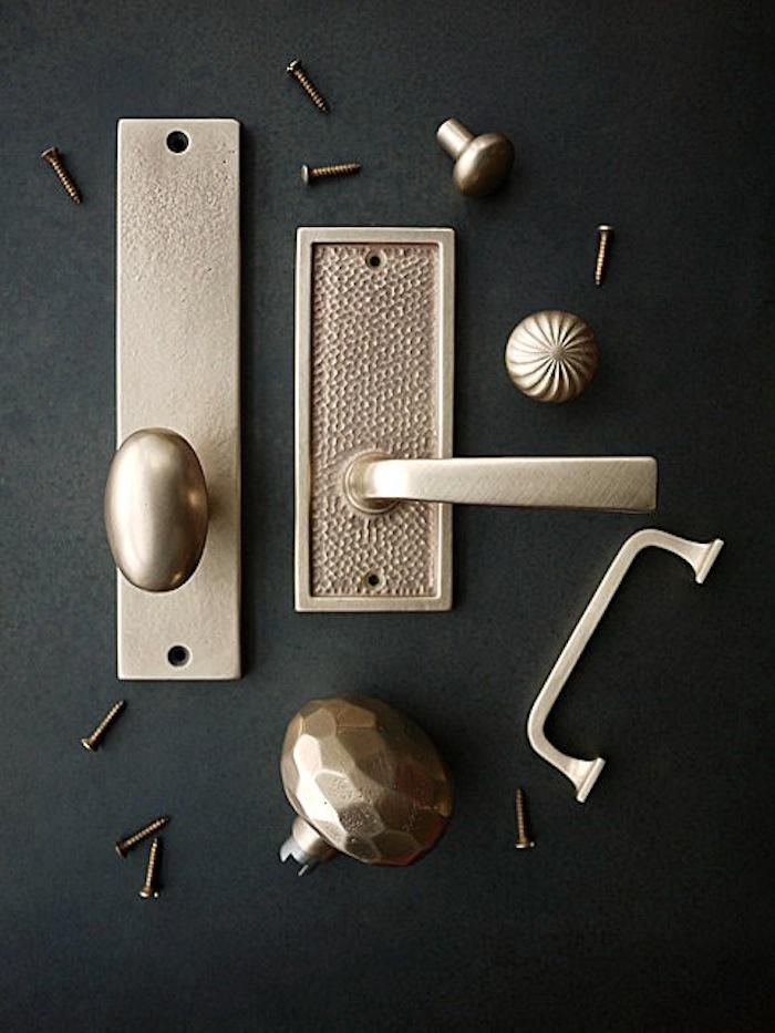 One of the most important elements of a home: the alchemy of quality hardware.
