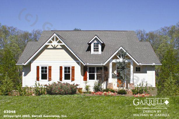 Garrell Associates Inc Glenville House Plan 03048