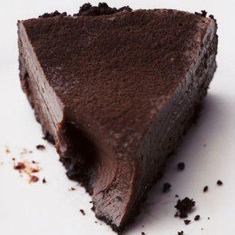 Chocolate Truffle Tart @buzz