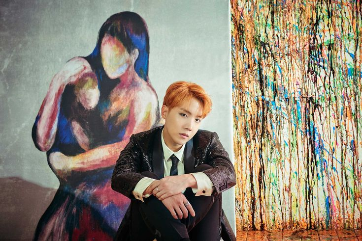 BTS WINGS Concept Photo --- J-Hope