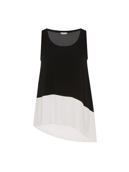 Soft Georgette Contrast Top $99