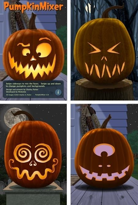 cool pumpkin ideas - Click image to find more Holidays & Events Pinterest pins