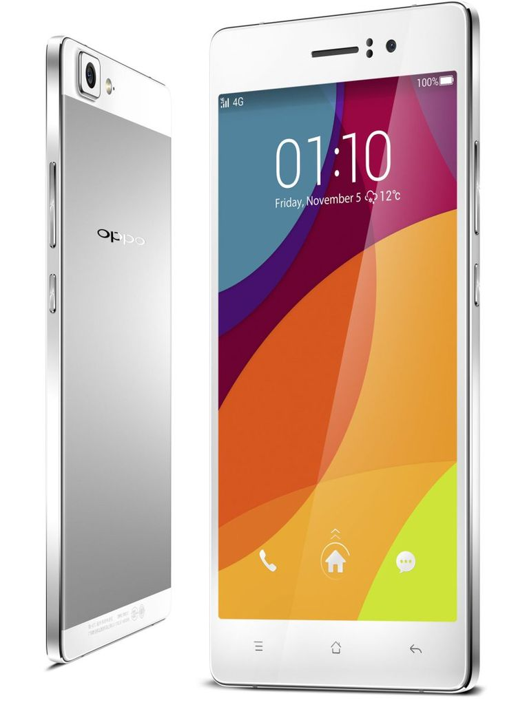 Oppo R5 @mobilepricenow