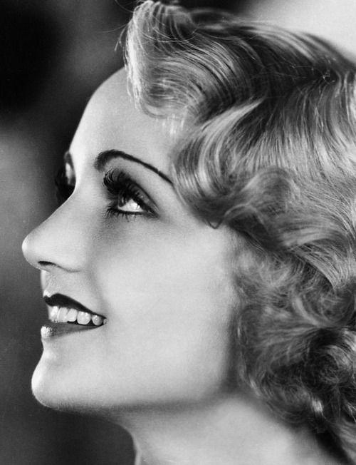 Carole Lombard, 1930s.