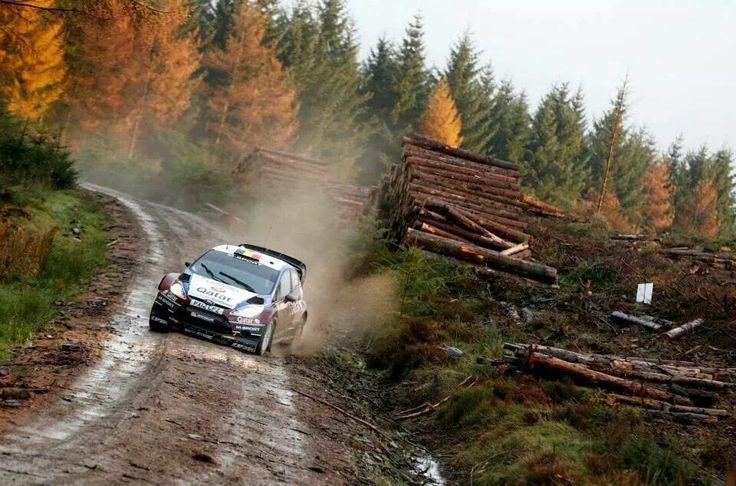 WRC Wales Rally GB Photo : McKlein