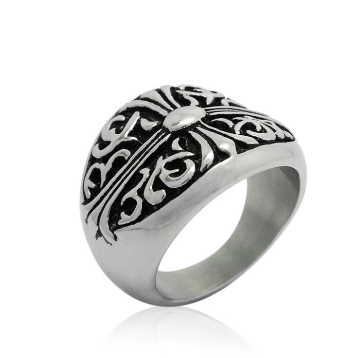 Find More Rings Information about Wholesale Fashion Men Vintage Titanium Steel rings Exquisite Handmade Retro Cross Man Ring Free Shipping LJR076,High Quality ring gauge,China ring gymnast Suppliers, Cheap ring tree from Mawson Jewelry ---Provide LOGO Services on Aliexpress.com