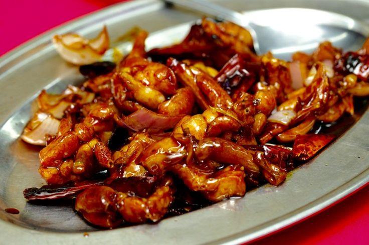Frog Legs - Huan Kee Night-time Cze Char Food Stall @ Wai Sek Kai @ Jalan Kepong Baru @ Business hours: 5.30pm onwards - courtesy of VKeong