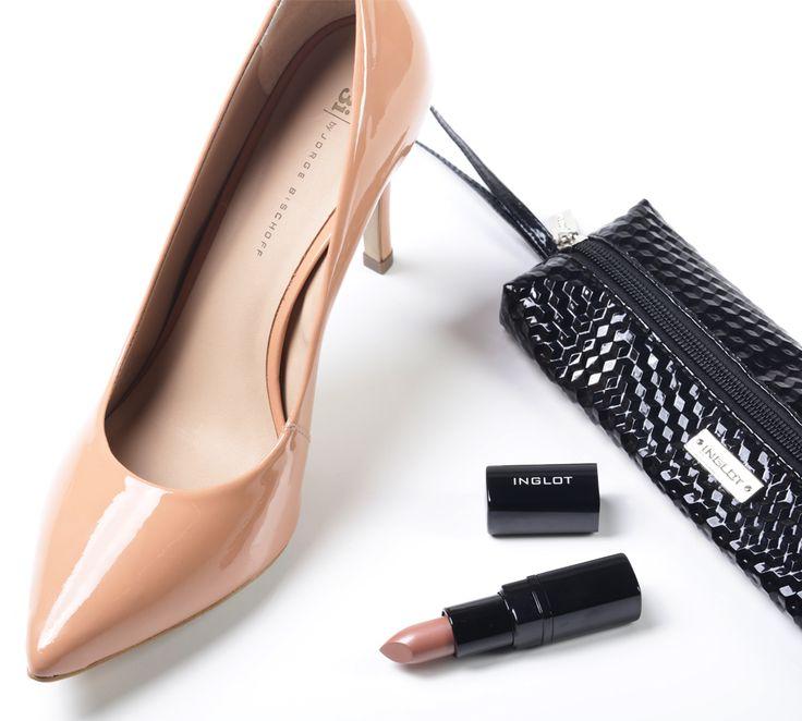 #3i #cosmeticbag #lipstick #nudelipstick