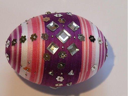Bavlnkové kraslice