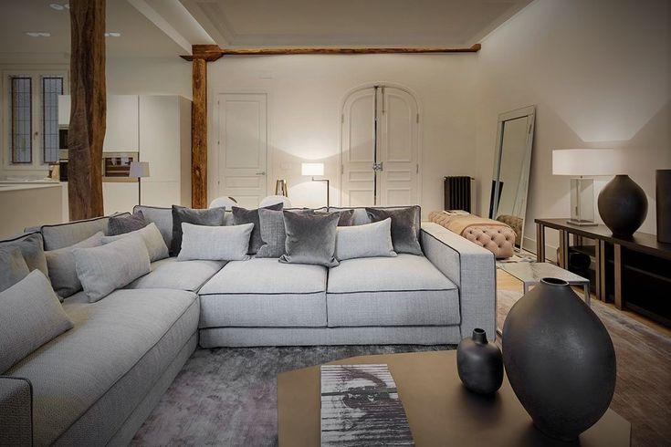 Interior design project by Casamilano contract division. #casamilano #interiordesigner  #interiordesign  #interiores #interieur #luxuryliving