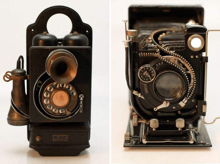 11 best images about cool old mechanical objects on for Old objects