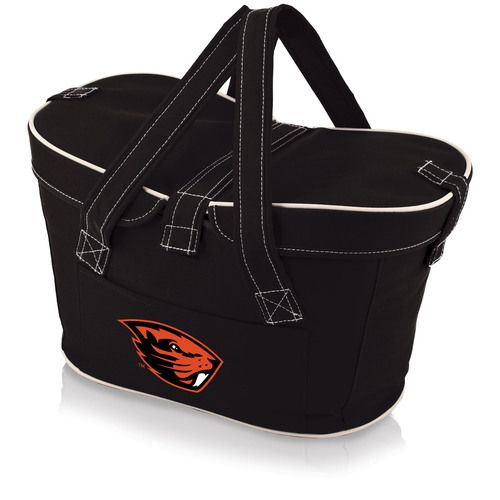 Oregon State University Beavers Mercado Basket - Black