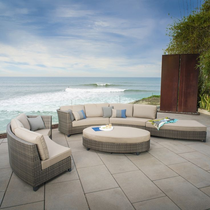 15 best patio modular images on pinterest patios wicker and outdoor furniture