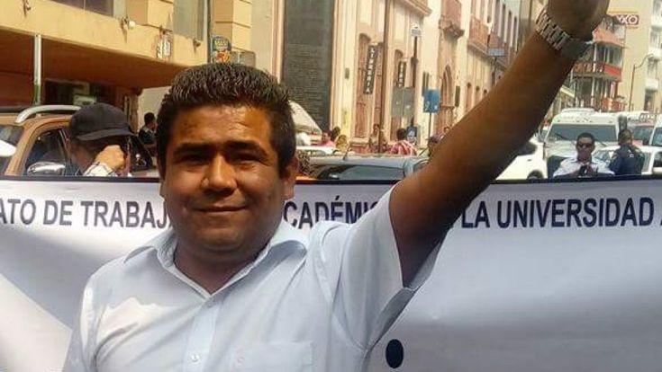 Dirigente del PRD en Chilpancingo denuncia que lo quieren destituir por oponerse a alianza con el PAN