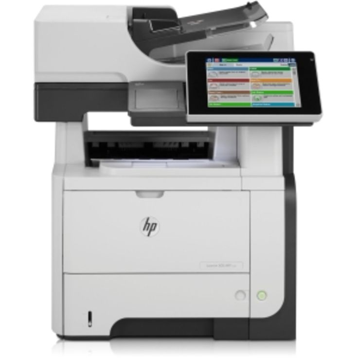 HP LaserJet 500 M525DN Laser MultiFunction Monochrome Printer Scanner Copier USB Ethernet CF116A#BGJ