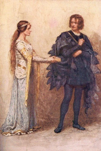Ophelia and gertrude trapped women in the play hamlet