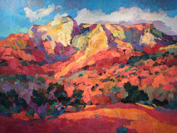 Larisa Aukon | A Vibrant Pulse | Southwest Art Magazine