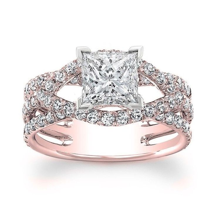 Best 25 Princess cut ideas on Pinterest