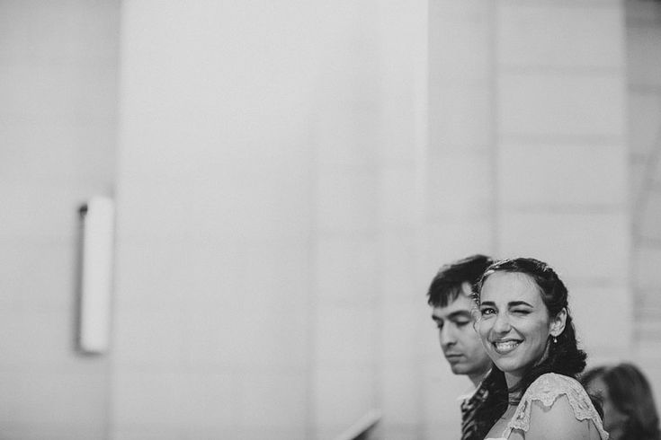 Fotografia alternativa de casamiento
