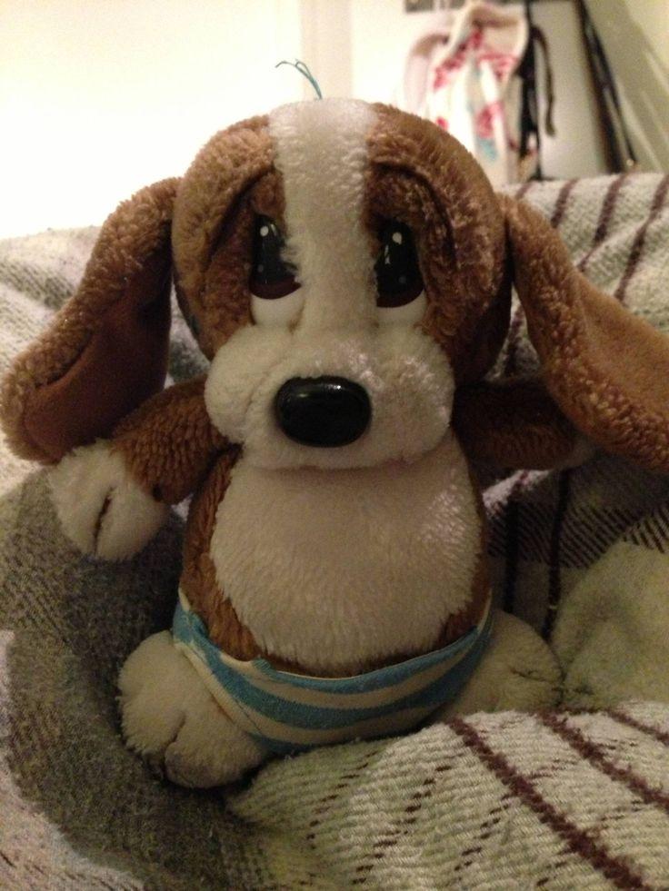 http://imgur.com/gallery/hehzSTG Cutest teddy, Sad Sam, with white and blue pants... so sad...