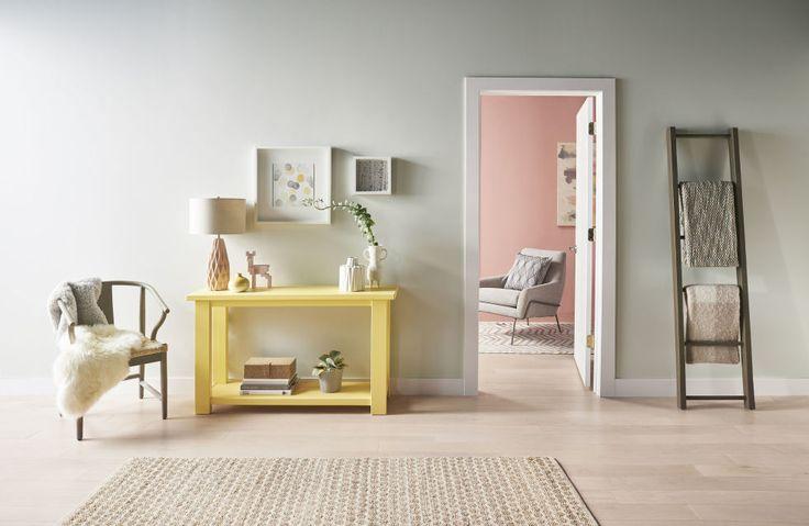 Te presentamos los colores que marcarán tendencia este 2017 en el diseño de interiores. Tonalidades suaves, colores pastel pálidos, caracterizados por rosas, azules y amarillos claros. Estos colores añaden ligereza y romanticismo a los espacios...