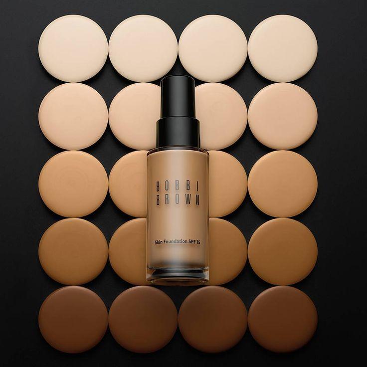 いいね!6,797件、コメント29件 ― Bobbi Brown Cosmeticsさん(@bobbibrown)のInstagramアカウント: 「All about balance: Skin Foundation SPF 15 is the perfect balance of ingredients so skin looks like…」