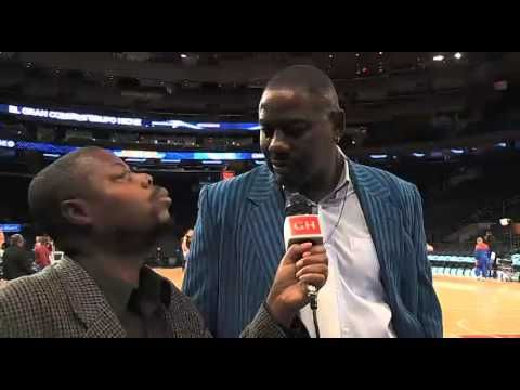 Former NBA Star Micheal Ray Richardson Interview - YouTube