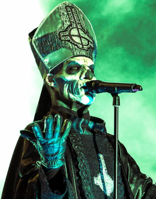 Papa ll | Ghost | Pinterest | Ghost bc and Band ghost