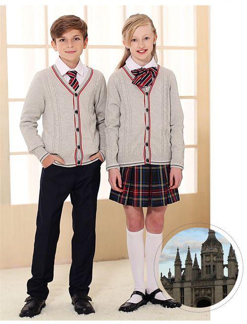 2017 primavera guardería preescolar uniforme conjunto uniforme personalizar para la venta-en Uniformes escolares de Uniformes en m.spanish.alibaba.com.