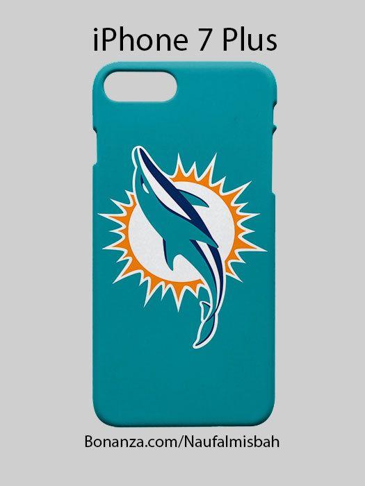 Miami Dolphins Logo iPhone 7 PLUS Case Cover