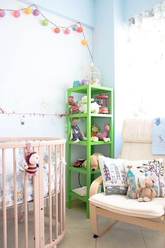a nursery made with love!