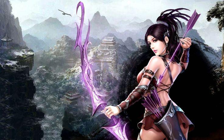 Beautiful-warrior-fantasy-girl.jpg (1600×1000)
