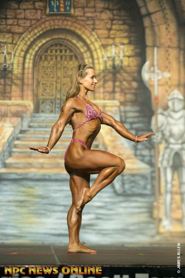 Olga Beliakova (2016 IFBB Europa Dallas)