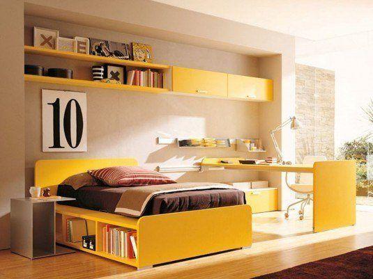 space-saving bed