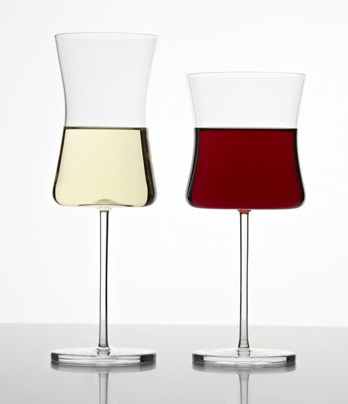 Modella Glassware by Boa Design Studio