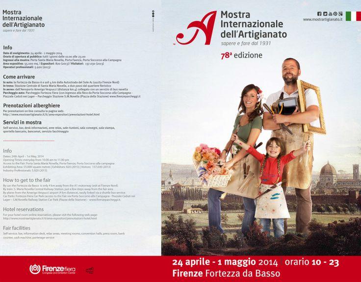 La brochure della 78° edizione della Mostra.